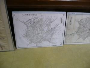 金沢・大正の地図