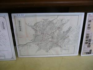 金沢・昭和4年地図