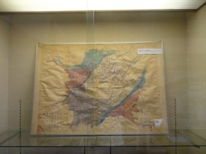 金沢古地図(明治3年